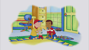 Caillou's Play Time thumbnail