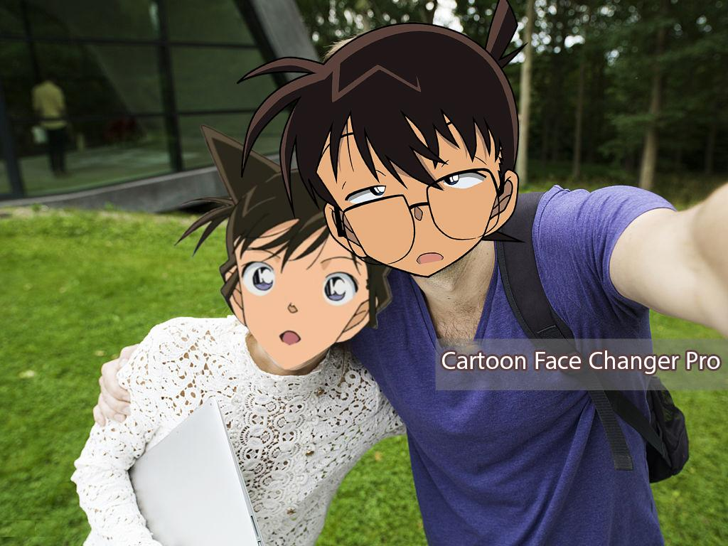 Cartoon Face Changer Pro Anime Apl Android Di Google Play