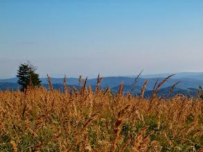 Photo: Výhledy na nekonečné plochy hor východního Slovenska