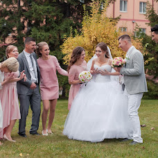 Wedding photographer Alisa Plaksina (aliso4ka15). Photo of 16.04.2018