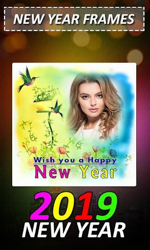 New Year Photo Frame 2019 1.0 screenshots 7