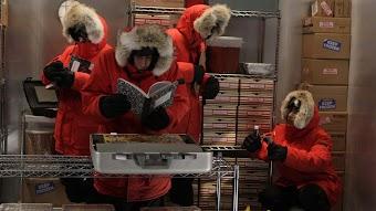 第23話「オタク式北極調査の法則」