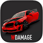 WDAMAGE: Crash de carro icon