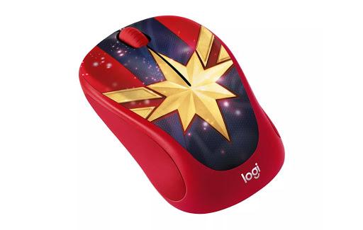 Logitech M238 Captain Marvel-2