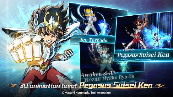 Hack Game Saint Seiya: Galaxy Spirits apk free