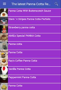 The latest Panna Cotta Recipe - náhled