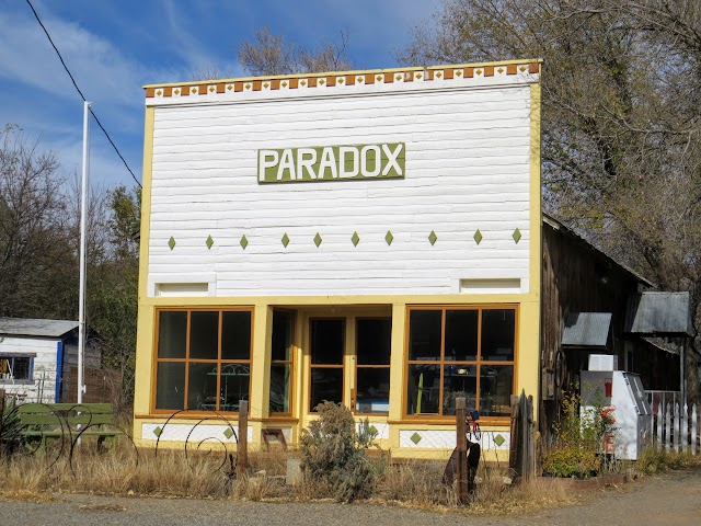 Paradox, CO store