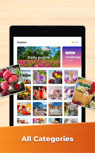 Jigsaw Puzzles - HD Puzzle Games apktram screenshots 9