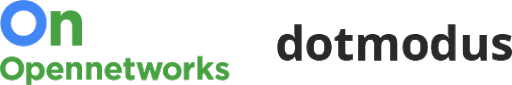 Opennetworks and DotModus logo