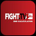 Fight.Tv BMI Calculator icon