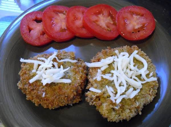 Fried Roma Tomatoes