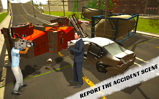 City News Reporter 2018: Crime News Live 1.0 9