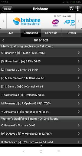 ATP/WTA Live 1.2.60 screenshots 3
