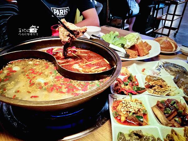 川夜宴-15款特色火鍋吃到飽,同事聚餐/謝師宴/家族圍爐,賓主盡歡的餐廳