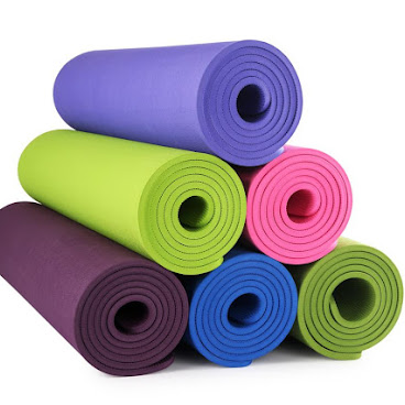 TPE Yoga Mat 瑜伽垫(Self Pick Up)