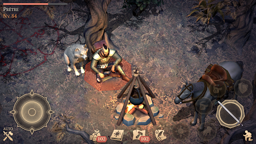 Télécharger Grim Soul: Dark Fantasy Survival apk mod screenshots 3