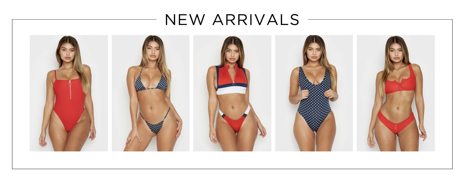 9b838f0f9324c Pacsun (https://www.pacsun.com/womens/swimwear/) - Pacsun has a great and  fairly affordable bikini line, they are sold in separated but are a fair  price.