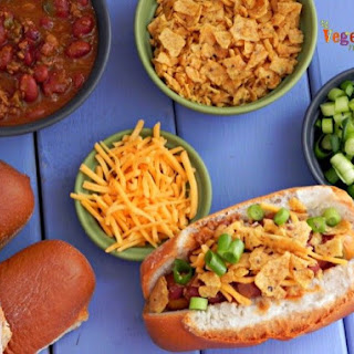Frito Chili Cheese Dogs – It's Time for a Cookout!.