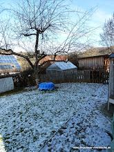 Photo: der Winter will aber noch nicht gehen....
