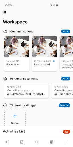 ZConnect App screenshot 1