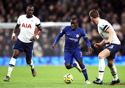 Chelsea soutient la décision de N'Golo Kanté