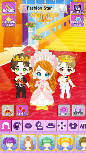 My Fashion Star : Royalty & Nobility style 1.0.10 screenshots 4