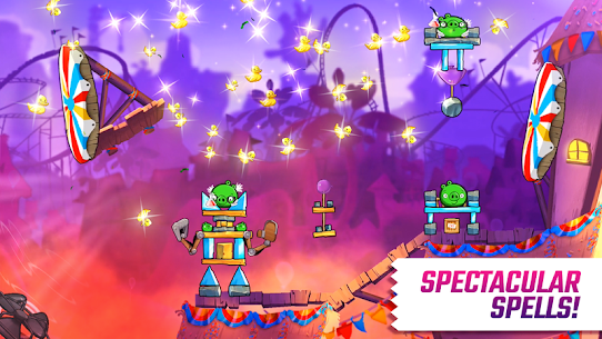 Angry Birds 2 MOD (Unlimited Stones/Energy) 5