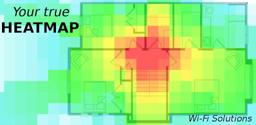 WiFi Heatmap - Apps on Google Play