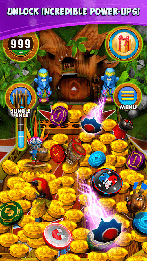 Carnival Gold Coin Party Dozer- screenshot