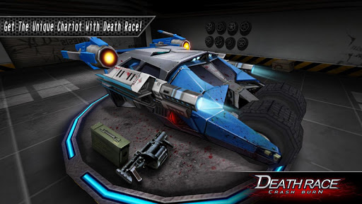 Fire Death Race:Crash Burn screenshots 7