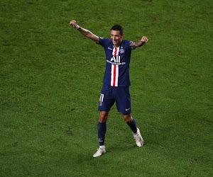 🎥 Coup du foulard: l'assist génial d'Angel Di Maria en Coupe de France