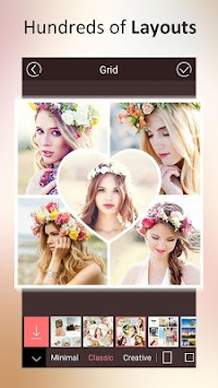 Foto Kolaj -Photo Collage APK screenshot thumbnail 1