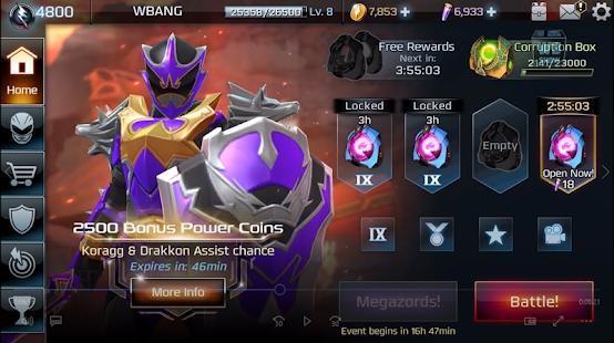Guide For Power Ranger: Legacy War - náhled
