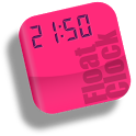 Float Clock icon