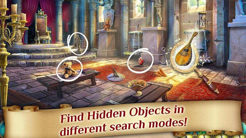 Free Download The Far Kingdoms - Hidden Object Magic Cheat APK MOD