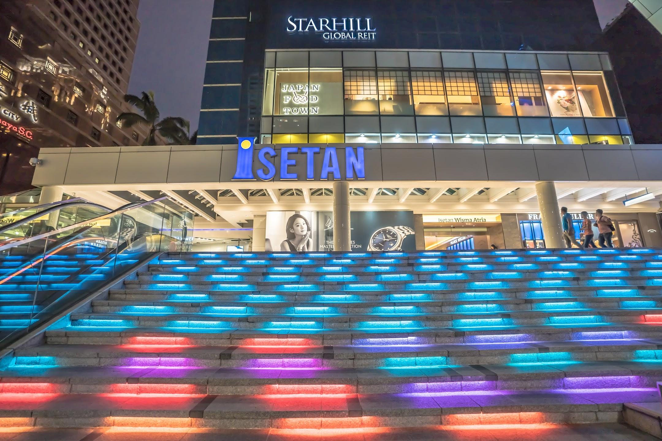 シンガポール Wisma Astra1