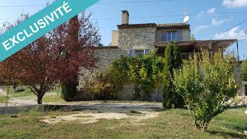 maison à Saint-Maime (04)