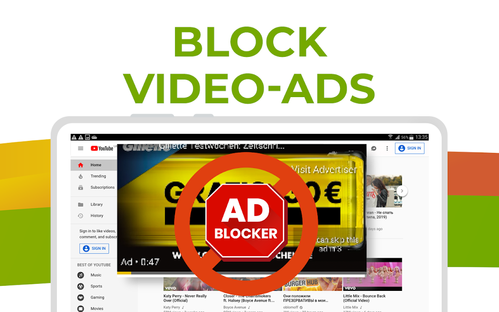 Free Adblocker Browser - Adblock & Popup Blocker on Google