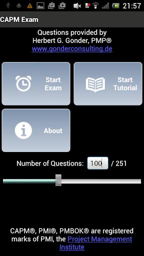 CAPM® Exam 250+