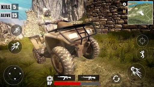 Free Survival Battleground  Fire : Battle Royale 1.0.17 screenshots 6