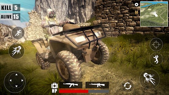 Download Survival Battleground Free Fire : Battle Royale For PC Windows and Mac apk screenshot 6