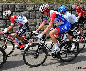 Geen Thibaut Pinot en dus een selectie met vrijbuiters voor Groupama-FDJ in de Giro