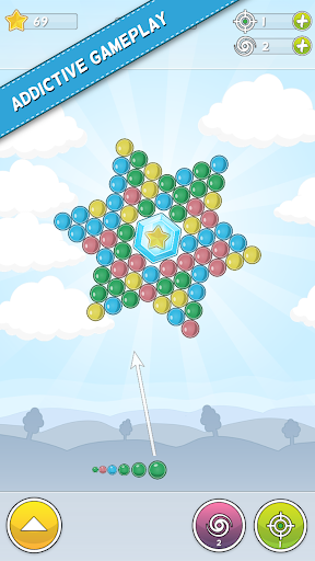 Bubble Cloud screenshot