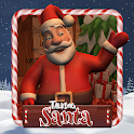 Talking Santa - Santa Claus Christmas Talk icon