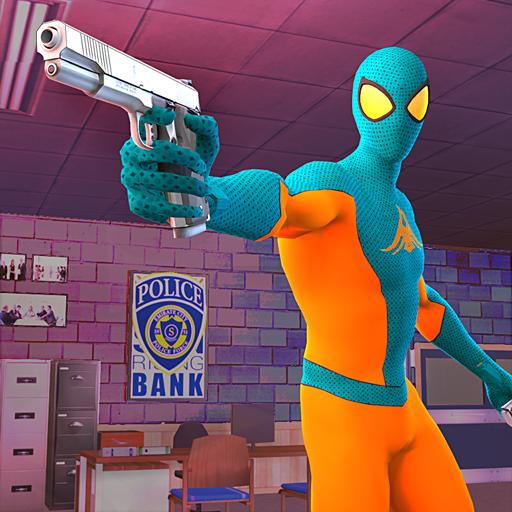 Spider Vegas Crime City Rescue