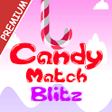 Candy Match Blitz Premium icon