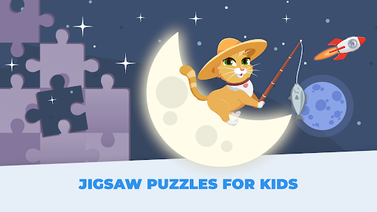 Animal Jigsaw Puzzles for Kids – Toddlers Games 1