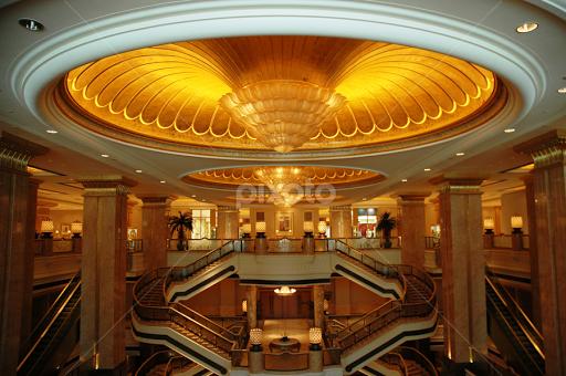 Grand Interiors By Ashwini Attri   Buildings U0026 Architecture Office  Buildings U0026 Hotels ( Emirates Palce