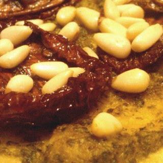 15-Minute Vegan Pesto Tortilla Pizza Recipe