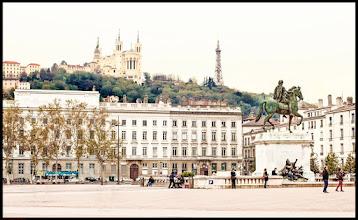 Photo: Place Bellecour